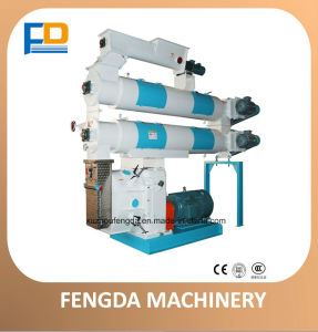 Pellet Mill for Making Animal Feed Pellet--Feed Machine (SZLH558) pictures & photos