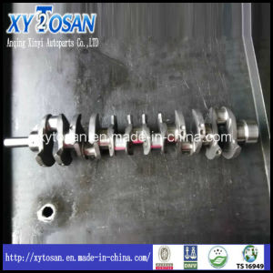 Full CNC 4340 Billet Crankshaft for Nissan Tb48 (ALL MODELS) pictures & photos