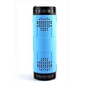 10000mAh big power waterproof bicycle bluetooth speaker with power bank pictures & photos