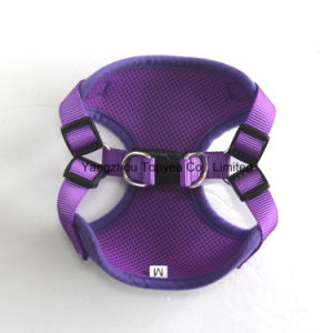 Step in No Choke Dog Harnesses Mesh Freedom Vest for Puppy (HY113) pictures & photos