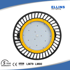 High Efficiency 130lm/W UFO LED High Bay Light 240W pictures & photos