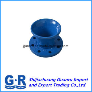 Ductile Iron Fitting with Flanged Bellmouth pictures & photos