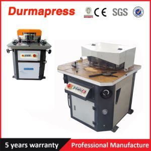 High Quality Q28y 4X200 Corner Plate Cutting Machine pictures & photos