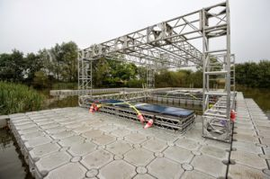 Module Floating Pontoon Cubes pictures & photos