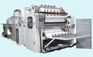 Automatic Folding Facial Tissue Making Machine pictures & photos