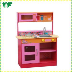 Hot China Products Wholesale Quality Kids Wooden Kitchen pictures & photos