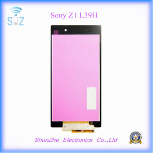 Mobile Smart Cell Phone Touch Screen Original LCD for Sony Z1 L39h Display pictures & photos