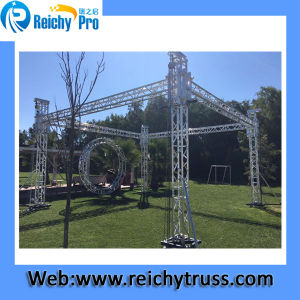 Lighting Tower Truss Concert Stage Roof Truss Tower Truss pictures & photos