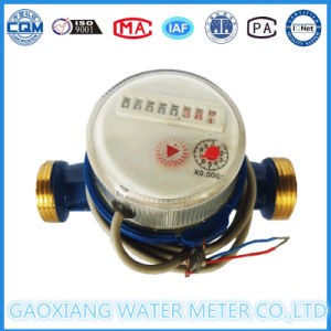 Hot Water Meter for Single Jet Pulse Water Meter pictures & photos