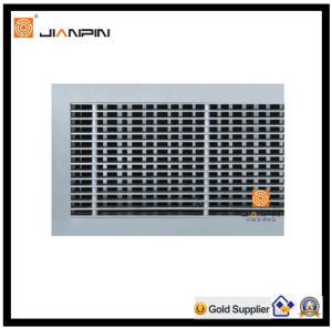 Anodized Floor Grille Air Diffuser for Modern Building pictures & photos
