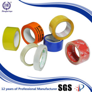 Manufacturer of Low Noise Packing Tape with SGS Certificate pictures & photos