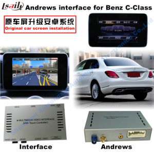 Android GPS Navigation System Video Interface for Mercedes-Benz C Class (NTG-5.0) pictures & photos
