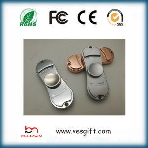 Toy Fingertip Gyro Hand Spinner Relieve Stress Fidget Finger Spinner pictures & photos