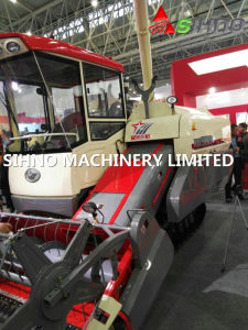 Lucky Star Combine Harvester Xg988z Rice Harvesting Machine pictures & photos