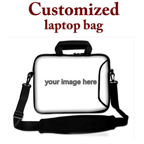 DIY Custom Laptop Sleeve Case Neoprene Computer Shoulder Bag for Mac PRO/ Asus/ HP pictures & photos