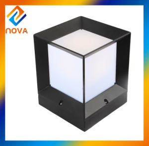 2017 The Modern Style Garden Pillar Lamp Lighting From Nova pictures & photos