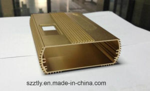 High Quality Aluminum Extrusion Profile of Cases pictures & photos