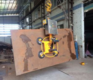 Full-Automatic Steel Vacuum Lifter/400kg pictures & photos
