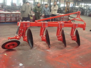Tractor Disc Plough with 4 Discs (1LY(T)-425) pictures & photos