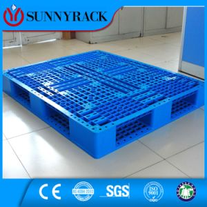 Double Side Mesh Surface Heavy Load Capacity Plastic Pallet for Sale pictures & photos
