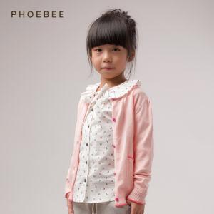 100% Cotton Pink Children Clothes Girls Online pictures & photos