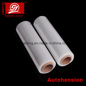100%Virgin Materiall Liner Low Density PE Packing Stretch Film pictures & photos