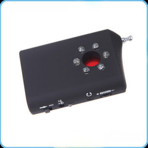 Wireless Micro RF Signal Detector Transmitting Cell Phone Bug Detector Cx309 pictures & photos