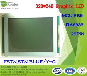 320X240 Graphic LCD Module, MCU 8bit, Ra8835, 26pin, COB Stn LCM Panel pictures & photos