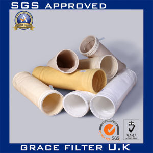 Cement Kiln Air Filter System Dust Collector Filter Bag PTFE / P84 Filter pictures & photos