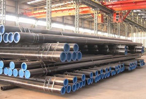 ASME B36.10 ASTM A106 B Carbon Seamless Steel Pipe Price pictures & photos