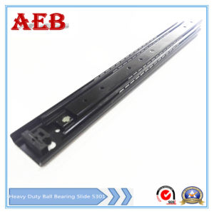 Aeb-53mm Full Extension Heavy Duty Drawer Slide pictures & photos