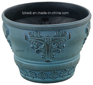 Ancient Chinese Style Flower Pot (KD9911P) pictures & photos