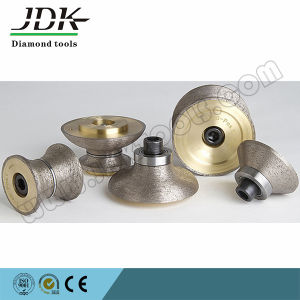Diamond Continous Router Bits for Granite Slab Edge Profiling pictures & photos