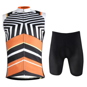 Hot Sale Mountain Bikes Outdoors Sleeveless Cycling Jersey pictures & photos