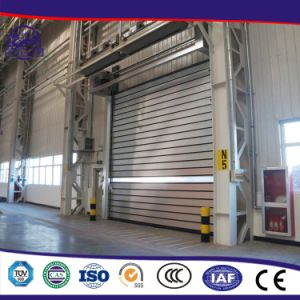Made in China Well-Kept Heat Industrial High Speed Roller up Door pictures & photos