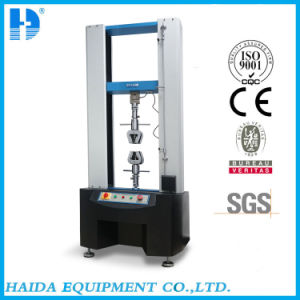 Customized Computer Controlled Rubber Elongation Testing Machine pictures & photos