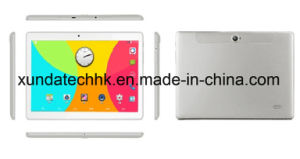 10.1 Inch Android Tablet PC 3G CPU Quad Core Mtk6580 Ax10h pictures & photos