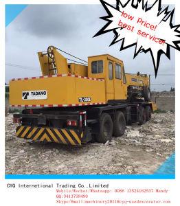 Used Tadano Crane Tl300e 30t Crane High Quality Tadano Tl300e pictures & photos