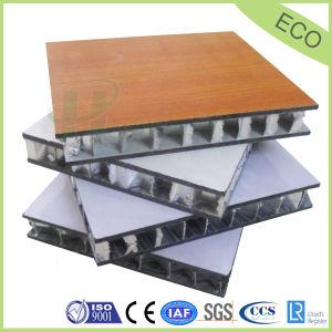 Anodized Finish Aluminium Honeycomb Composite Panel pictures & photos
