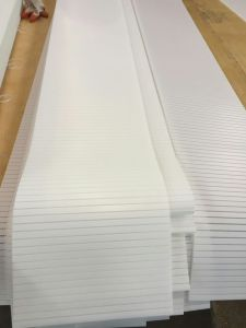 Roll up Strong Printing PP Hollow Sheet pictures & photos