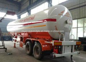 40000 Liters LPG Tanker 40 Cbm M3 LPG Gas Tanker Trailer pictures & photos