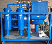 Vacuum Lubricating Oil Recycling Machine pictures & photos