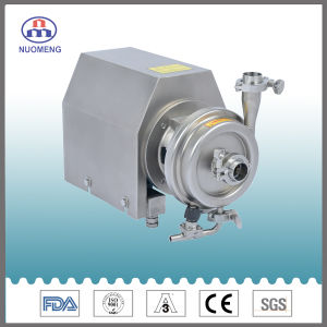 Sanitary Stainless Steel Centrifugal Pump with Sewage pictures & photos