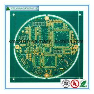 Custom Multilayer Power PCB with BGA pictures & photos