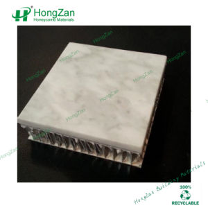 White Stone Marble Honeycomb Panel pictures & photos