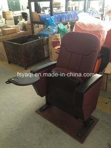 Yaqi Church Auditorium Chair with Plastic Armrest and Tablet (YA-04P) pictures & photos