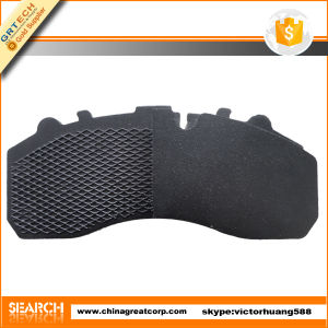 Wva 29087 Heavy Duty Truck Brake Pad pictures & photos