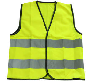 Cheap Price Workwear Reflective Safety Guilet Vest pictures & photos