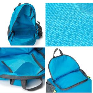 Wholesale Big Capacity Nylon Folding Traveling Bag 20L Hiking Backpack pictures & photos