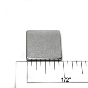 Small Cube Permanent Sintered Neodymium Magnet Used in Package pictures & photos